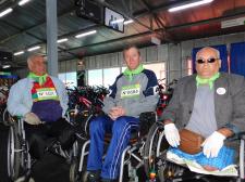 Участие в «Зеленом марафоне»