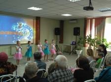 Концертное мероприятие от детского музыкального центра «Волшебный микрофон»