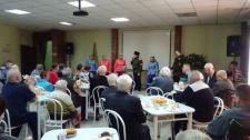 Праздничный концерт, посвящённый Дню защитника Отечества