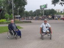 Прогулка на остров Татышева